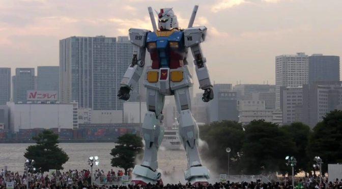 30 anni di Gundam a Tokyo
