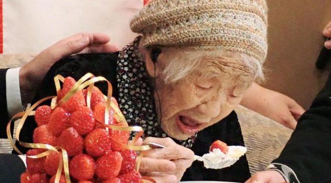 Giappone, centenari sono più di 70.000