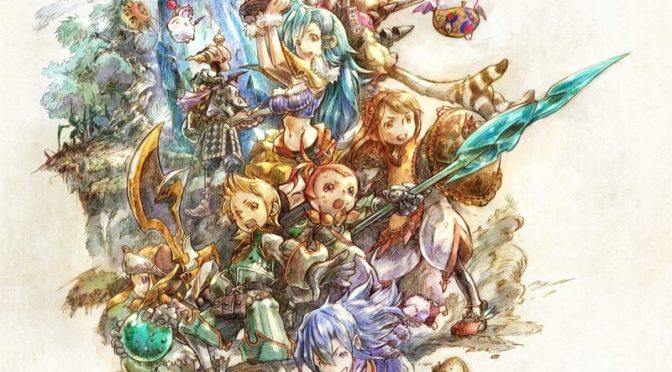 Final Fantasy: Crystal Chronicles Remastered Edition, ecco un nuovo artwork