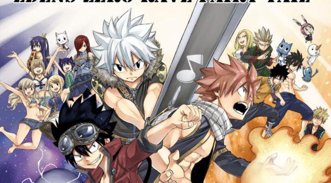 Heros, la data di inizio del nuovo manga di Hiro Mashima