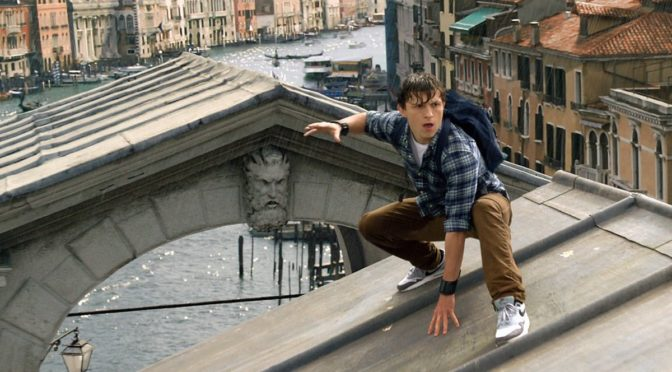 Spider-Man: Far From Home, scovato un geniale easter egg relativo alla città di Venezia