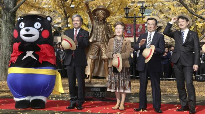Erette le statue di Sanji e Usopp: ecco dove si trovano!
