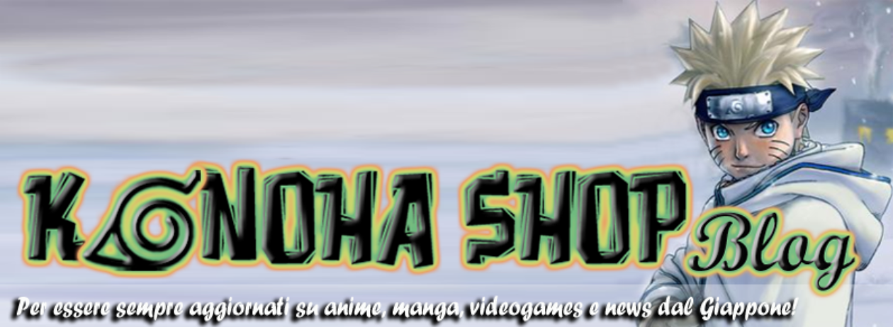 Konoha Shop Blog
