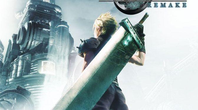 Final Fantasy 7 Remake per PS4 esclusivo per un anno