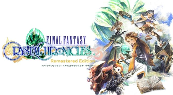 FINAL FANTASY CRYSTAL CHRONICLES Remastered Edition in Uscita il 27 agosto su PlayStation 4