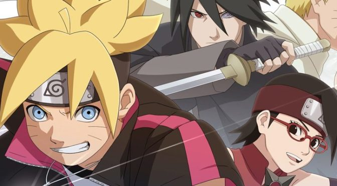 Naruto Shippuden UNS4 – Road to Boruto in uscita su Nintendo Switch