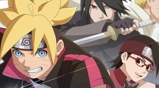 Naruto Shippuden UNS4 – Road to Boruto in uscita su Nintendo Switch