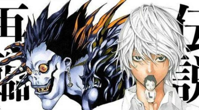 Death Note, nuovo capitolo il 4 Febbraio (in Giappone)