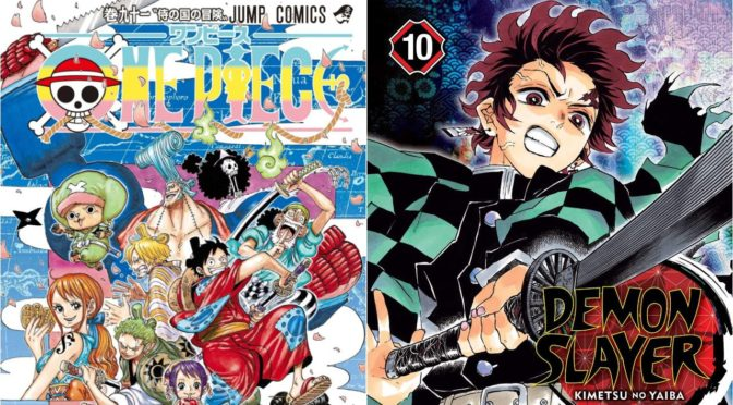 DEMON SLAYER: IL MANGA SI AVVICINA PERICOLOSAMENTE A ONE PIECE