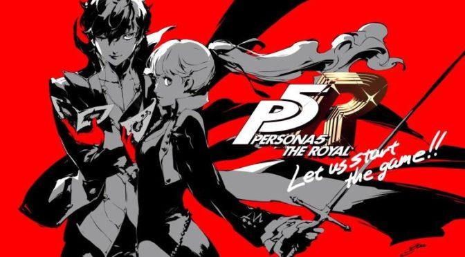 Persona 5 su Nintendo Switch e altro: Atlus chiede agli utenti se sono interessati