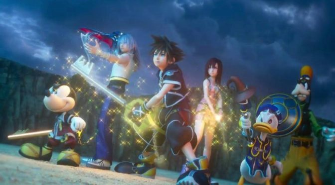 Kingdom Hearts: Melody of Memory – annunciato per PS4, Xbox One e Switch.