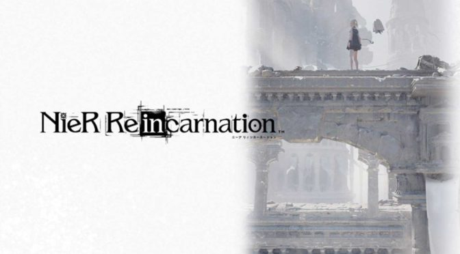 NieR Re[in]carnation: primo trailer, date della closed beta e numerose immagini