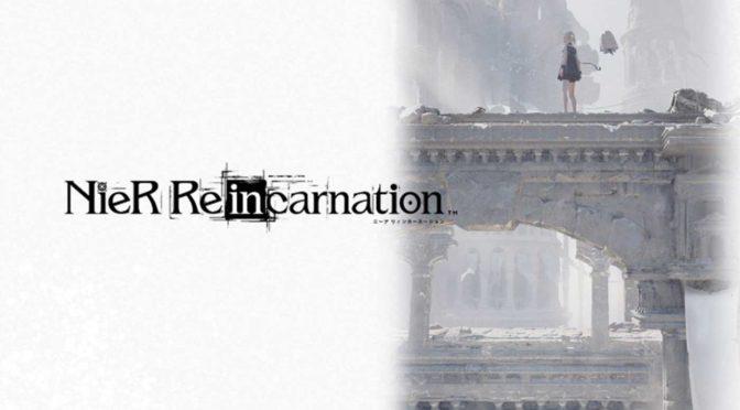 NieR Re[in]carnation: primo trailer, date della closed beta e numerose immagini