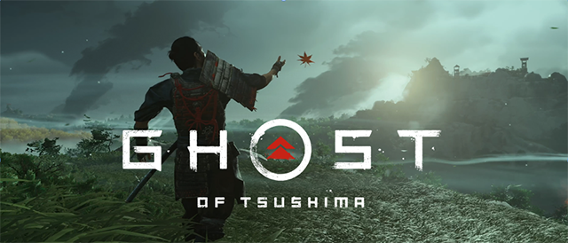 Ghost of Tsushima è disponibile