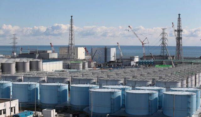 Il Giappone che scarica in mare l'acqua radioattiva di Fukushima è una gran bufala allarmista