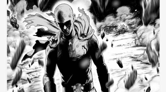 One-Punch Man: aggiornamenti dal disegnatore Yusuke Murata