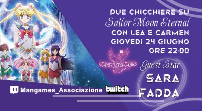 Due chiacchiere su Sailor Moon Eternal