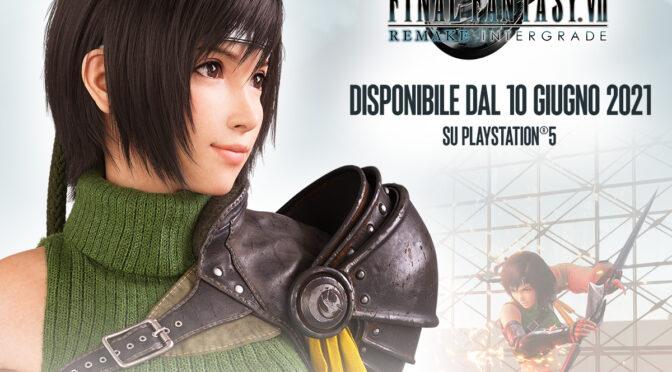 Nomura parla di Final Fantasy VII Remake Intergrade