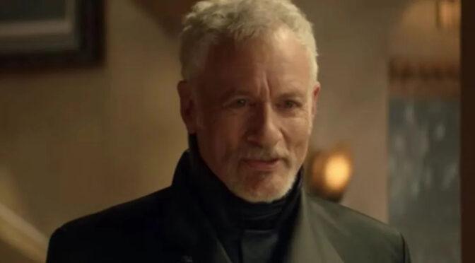 Star Trek Picard: il teaser della seconda stagione mostra il personaggio di John de Lancie