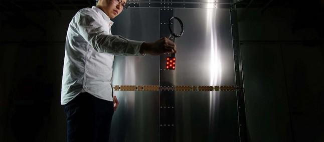 Verso un futuro senza cavi elettrici: stanza a induzione magnetica costruita a Tokyo