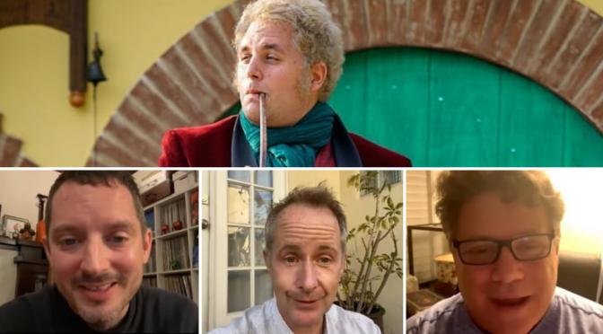 """Gli attori de """"Il Signore degli Anelli"""" sostengono il progetto di una Contea hobbit in Abruzzo"""