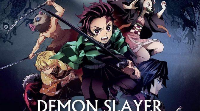 Demon Slayer: annunciati 5 inediti speciali animati