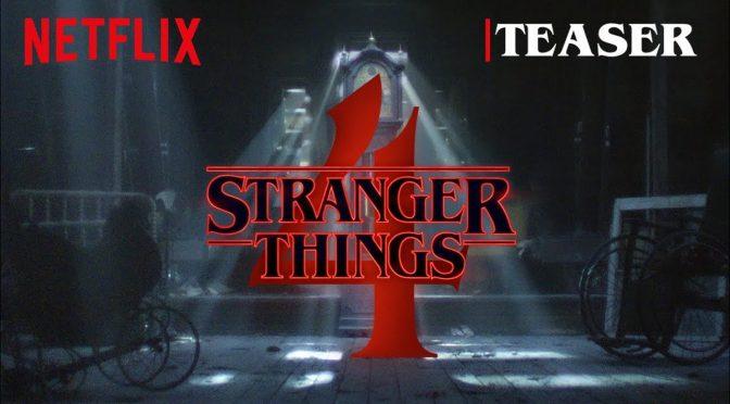 """Il nuovo trailer di Stranger Things svela la nuova """"strana"""" ambientazione della serie TV"""